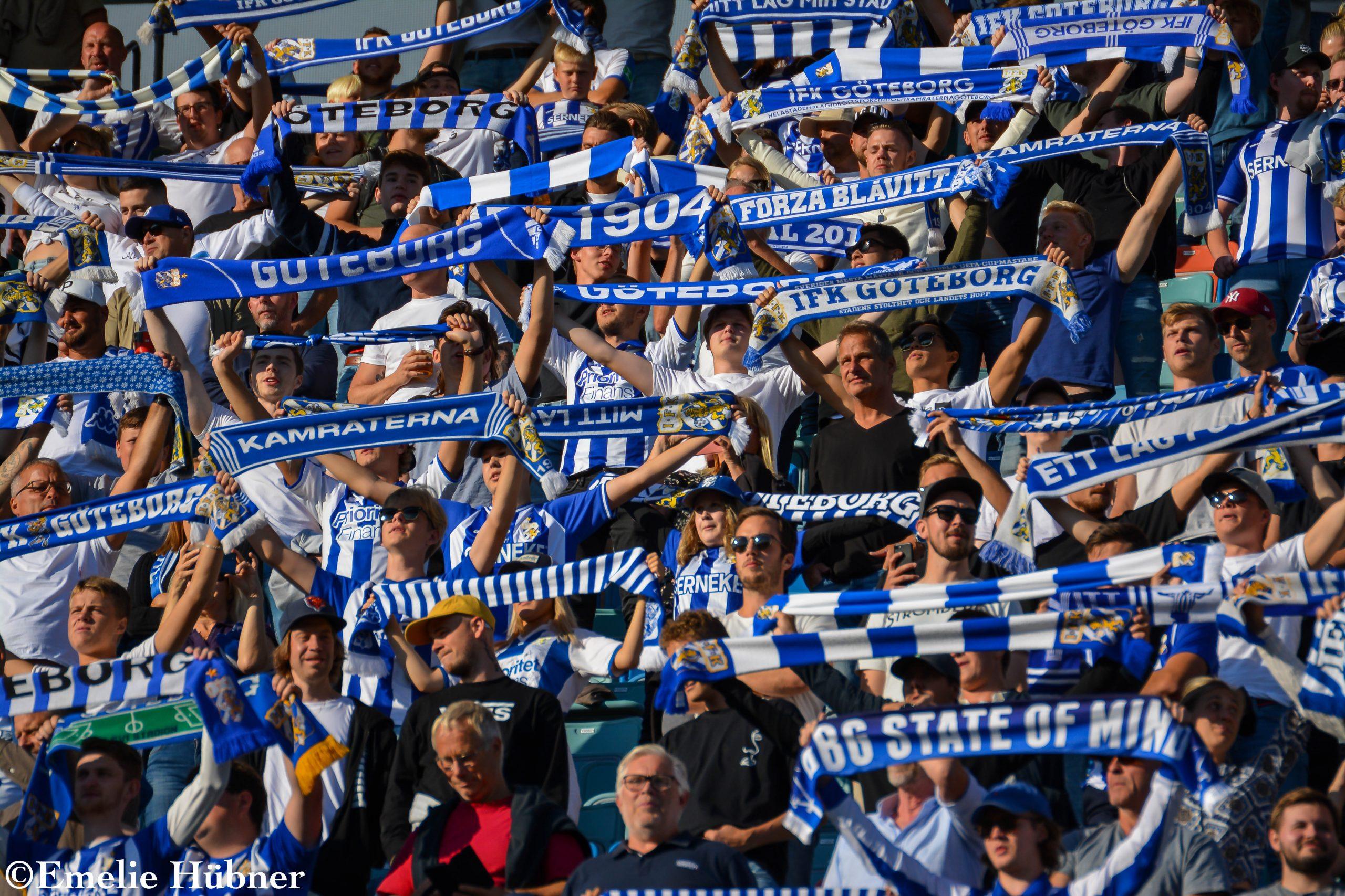 IFK Göteborg: Blåvitt utbuade efter andra raka förlusten