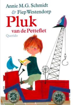 Pluk van de Petteflet cover van de herwerkte versie.