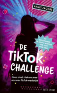 Kaft van het boek De TikTok Challenge