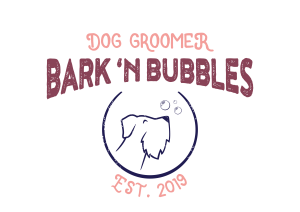 Logo Bark'n Bubbles