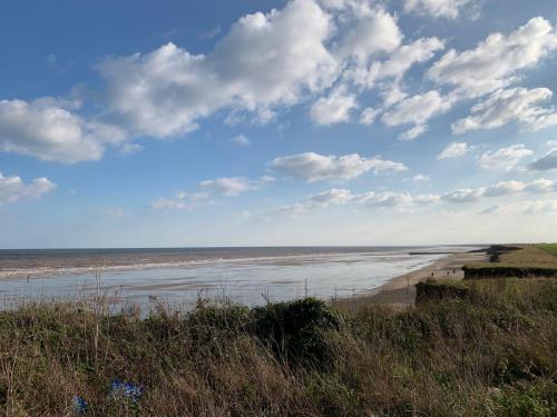 Barmston Beach Looking South