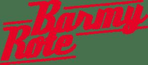 Logo Barmy Rote rot