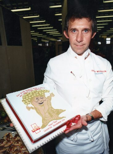 Barry Wilkinson Pastry Chef 1991