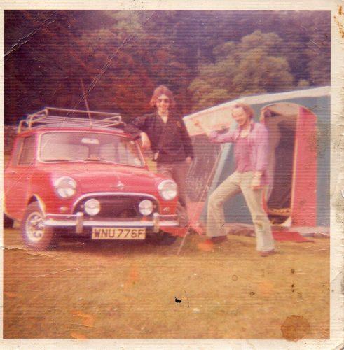 Barry Wilkinson & the Cooper S