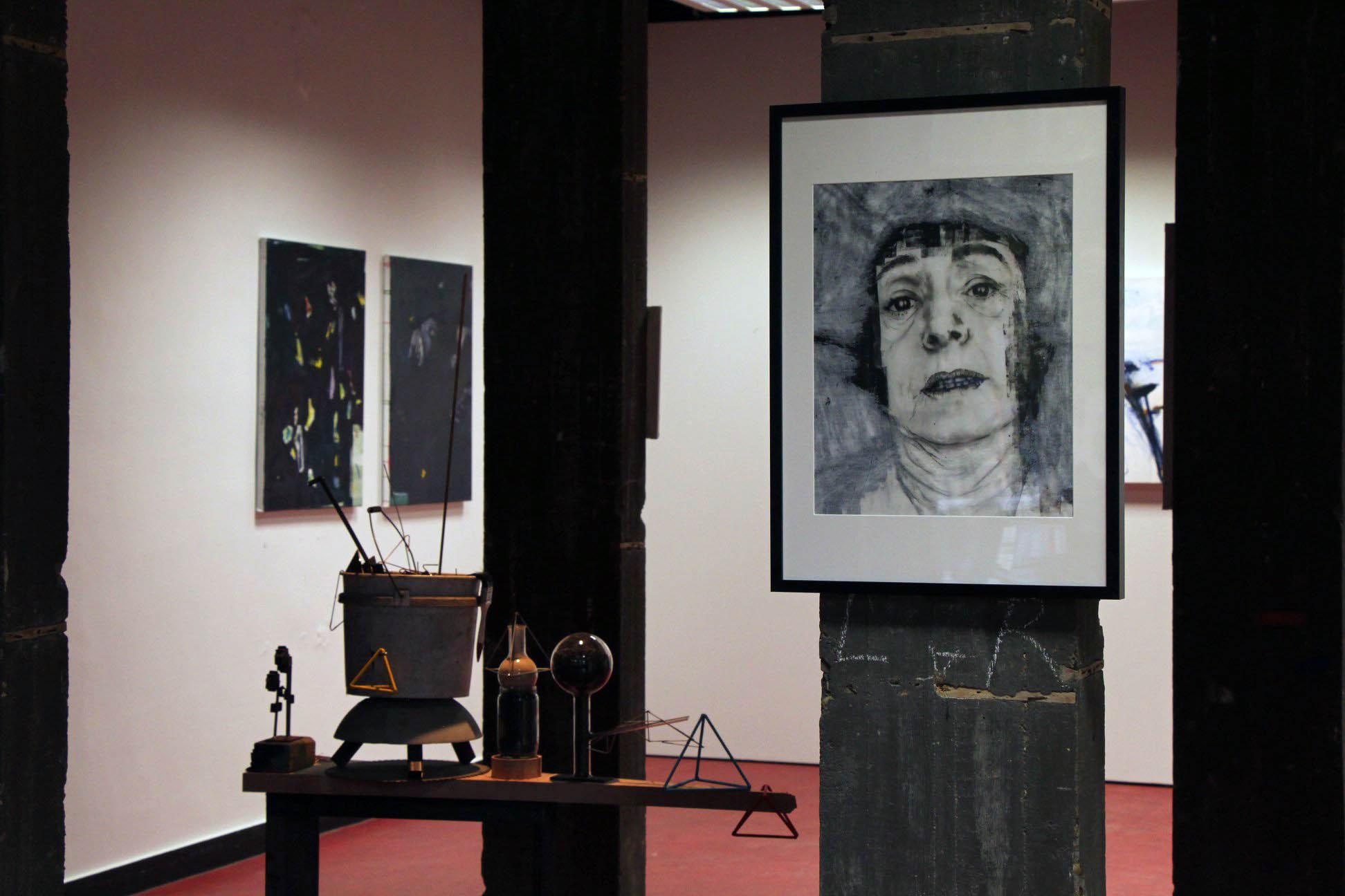 expo: Sam Vanroose / Frieke Verlé / Bart Vinckier