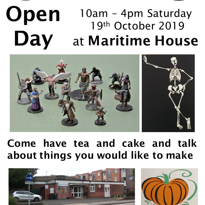 Openday Poster - Oct 2019