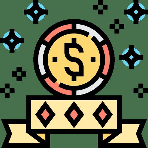 500 bonus casino logo
