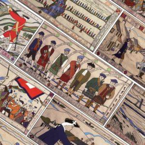 Prestonpans Tapestry