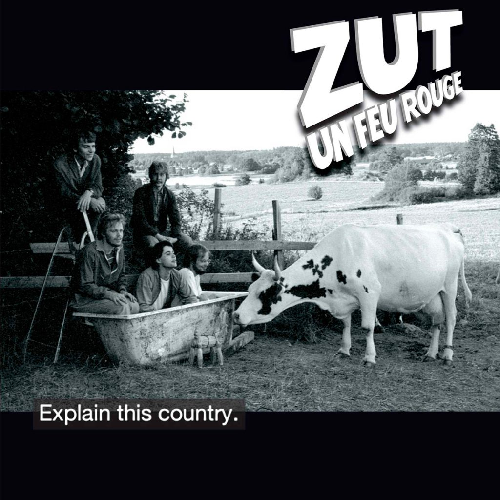 Zut un feu rouge - Explain this country