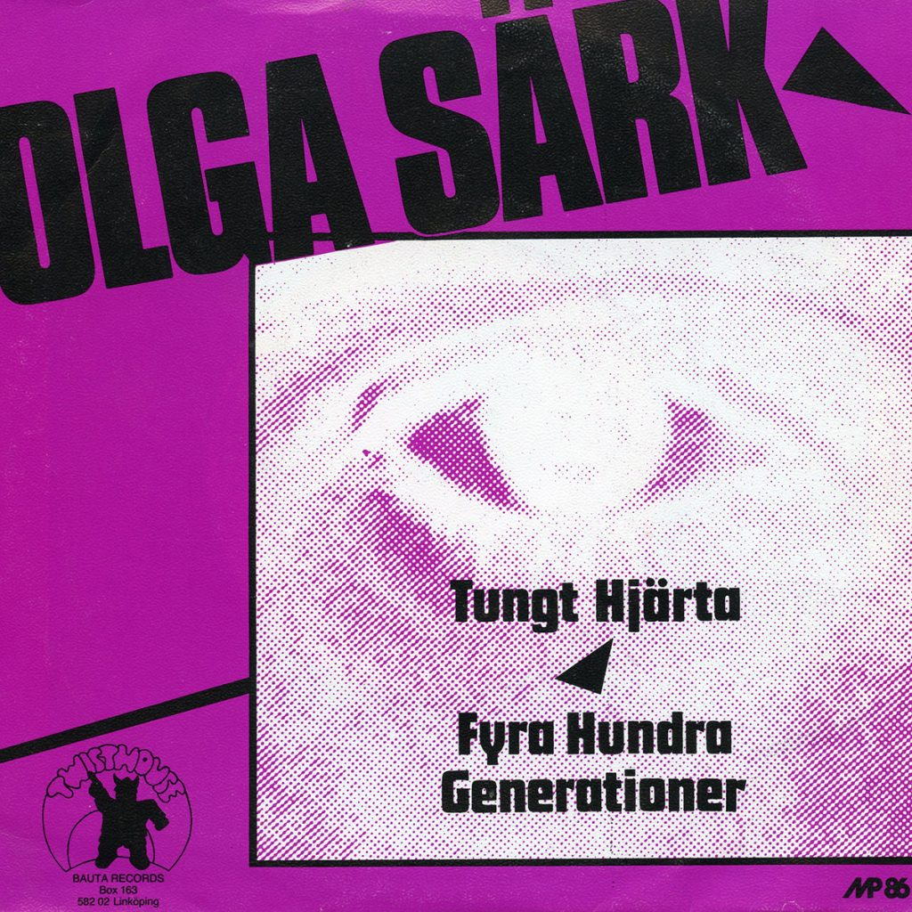 Olga Särk - Tungt hjärta / Fyrahundra generationer