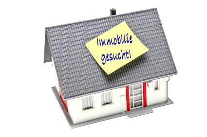 Immobilie gesucht