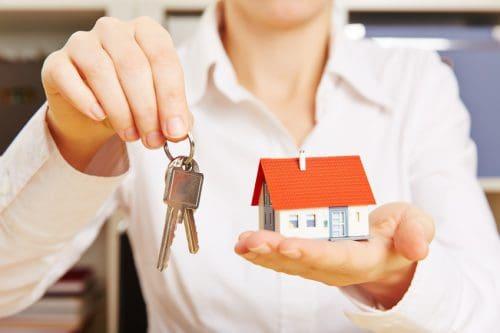 Immobilienverkauf