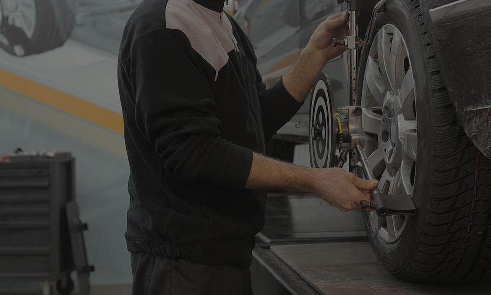 Reperation og dækcenter hos BBiler
