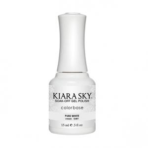 KIARA SKY - GELLACK - G401 PURE WHITE