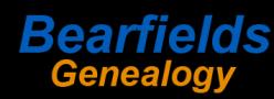 Bearfields Genealogy