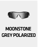 Moonstone Grey Polarized OptiShokz Revvez