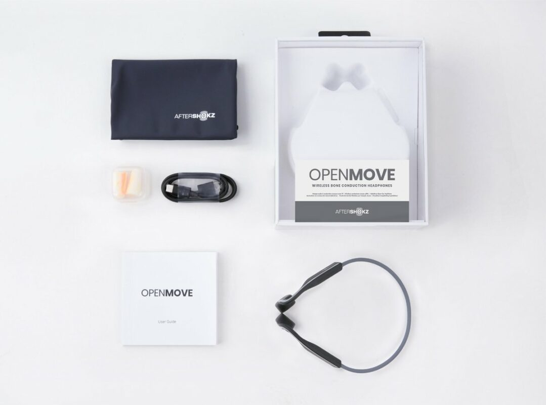 AfterShokz OpenMove onderdelen