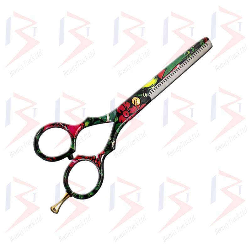 BeautyTrack Hairdressing Scissor Set Salon Shears 5.5 Stylish Design 2