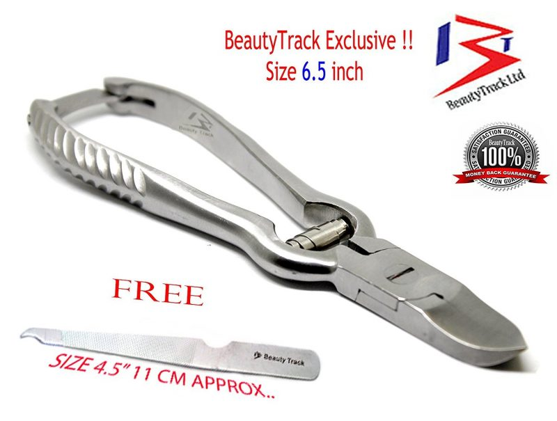 Nail Cutters Barrel Spring 6.5 Podiatry Clipper Heavy Duty Tool