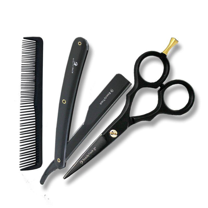 Hairdressing Salon Scissor Set - Hairdresser College Student Kit 2