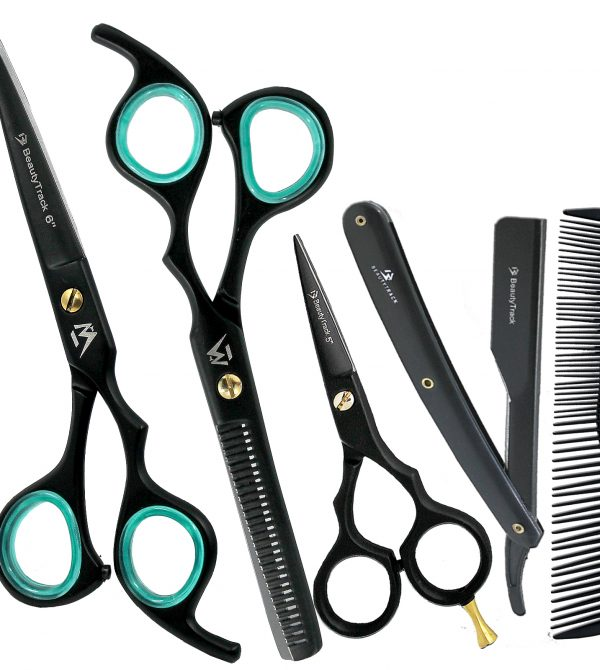 Hairdressing Salon Scissor Set - Hairdresser College Student Kit