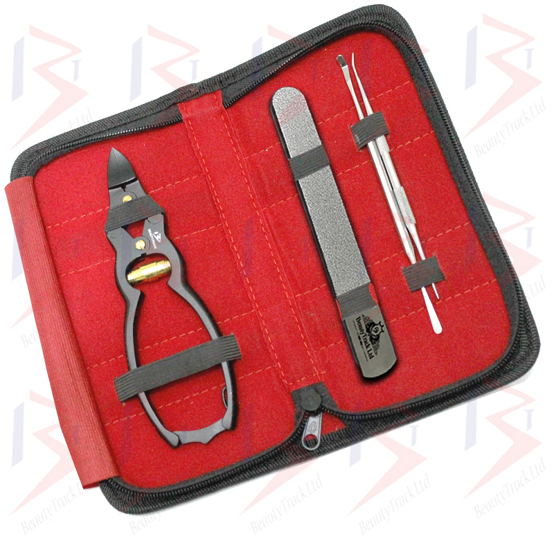 Podiatry Nipper Set Cantilever Toenail Clippers Pack of 4 7