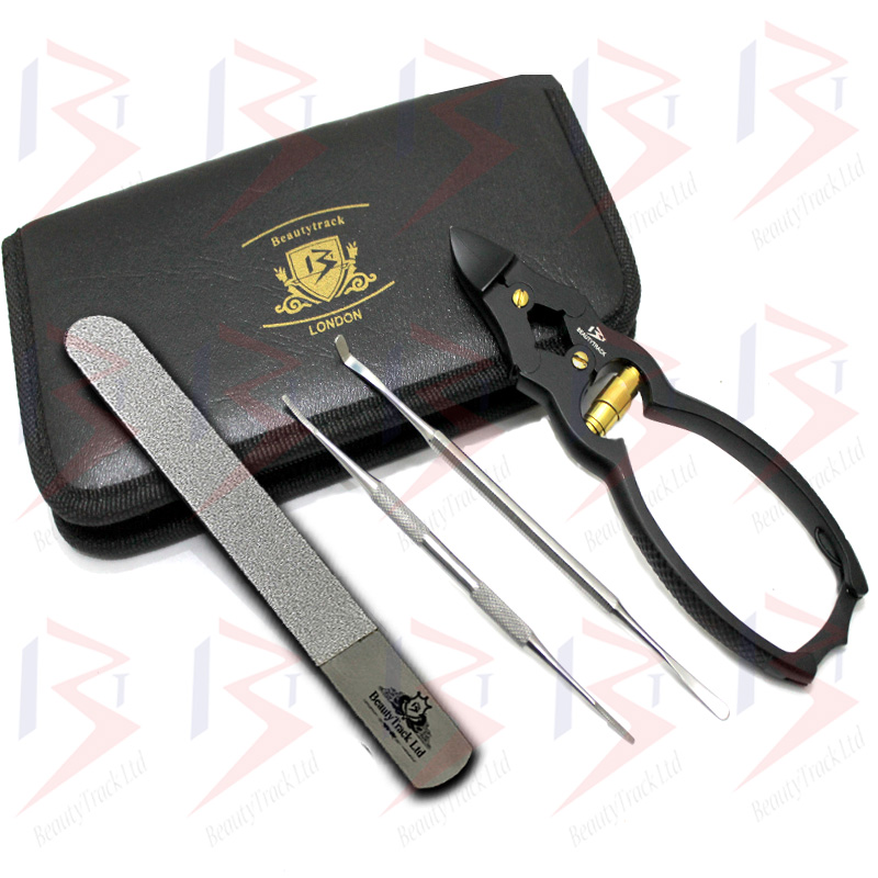 Podiatry Nipper Set Cantilever Toenail Clippers Pack of 4