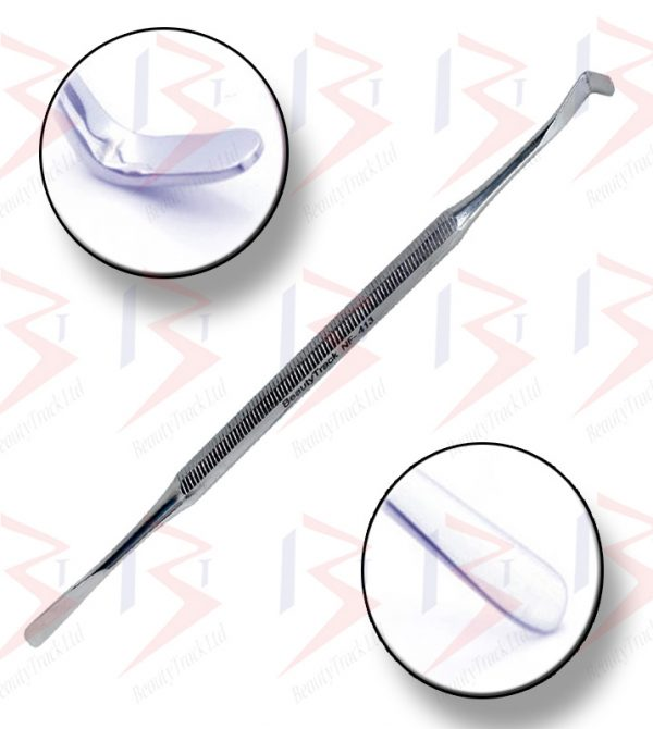 Toenail Lifter Ingrown Nail File Cleaner StraightSpoon End
