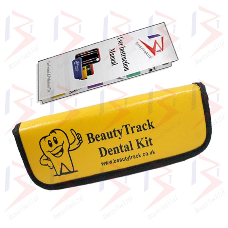 BeautyTrack Dental Pick Floss Tartar Plaque Calculus Remover Kit 4