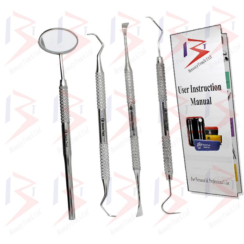 BeautyTrack Dental Teeth Whitening Tooth Picks Deep Clean Tool Set 2