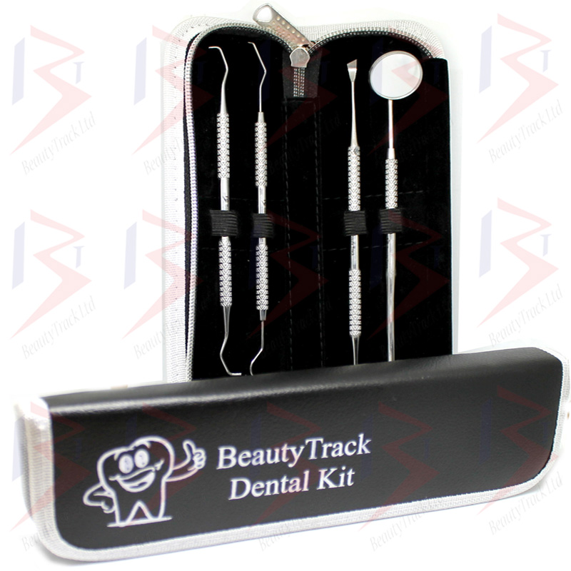 BeautyTrack Dental Teeth Whitening Tooth Picks Deep Clean Tool Set 3