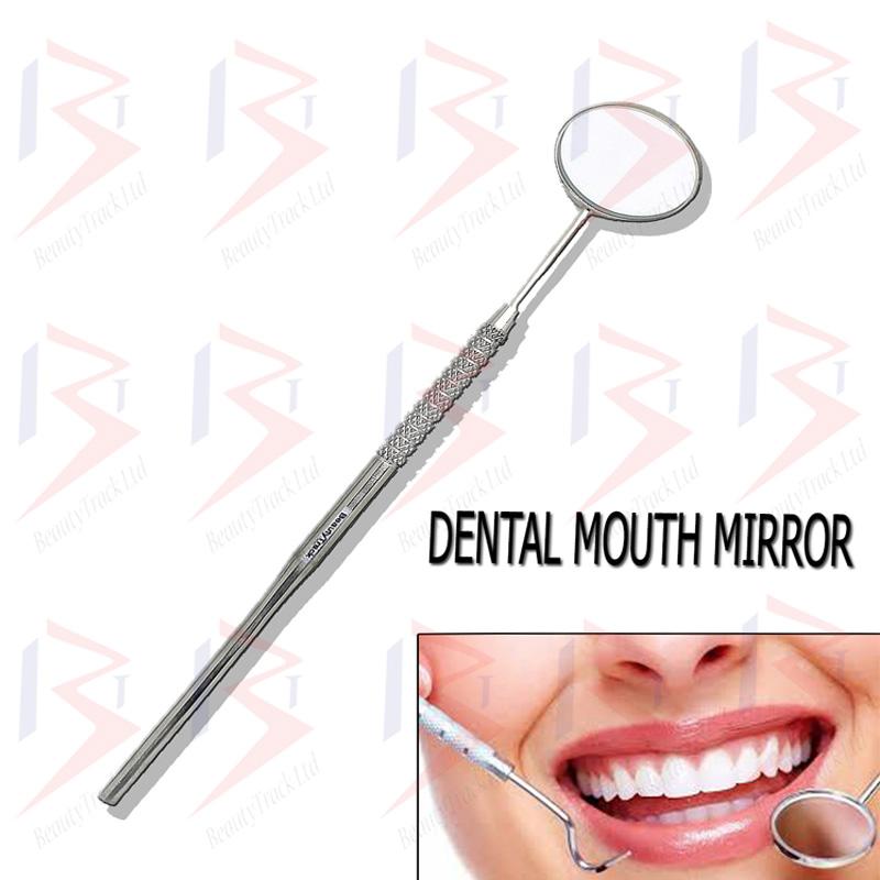 BeautyTrack Stainless Steel Dental Set Dentist Teeth Oral Clean Kit 4