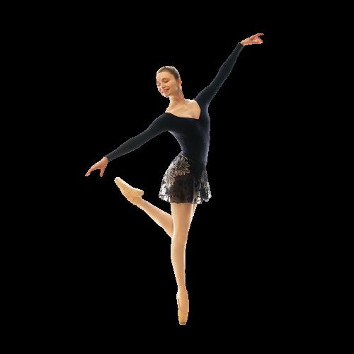 """Tut MacCormac. Tut begyndte til ballet i 2001 og har sin grundtræning indenfor Royal Academy of Dance. Hun har optrådt i forbindelse med en række TV programmer, musikvideoer og film og har bl.a. været gæstedanser hos """"Virginia Ballet Company"""", USA, hvor hun dansede en solistrolle i August Bournonvilles """"Sylphiden"""" Tut har danset med i """"Bech Balletten"""" siden 2012. I sæsonen 17/18 har hun vikarieret på diverse hold, og har siden sæson 18/19 været fast underviser."""