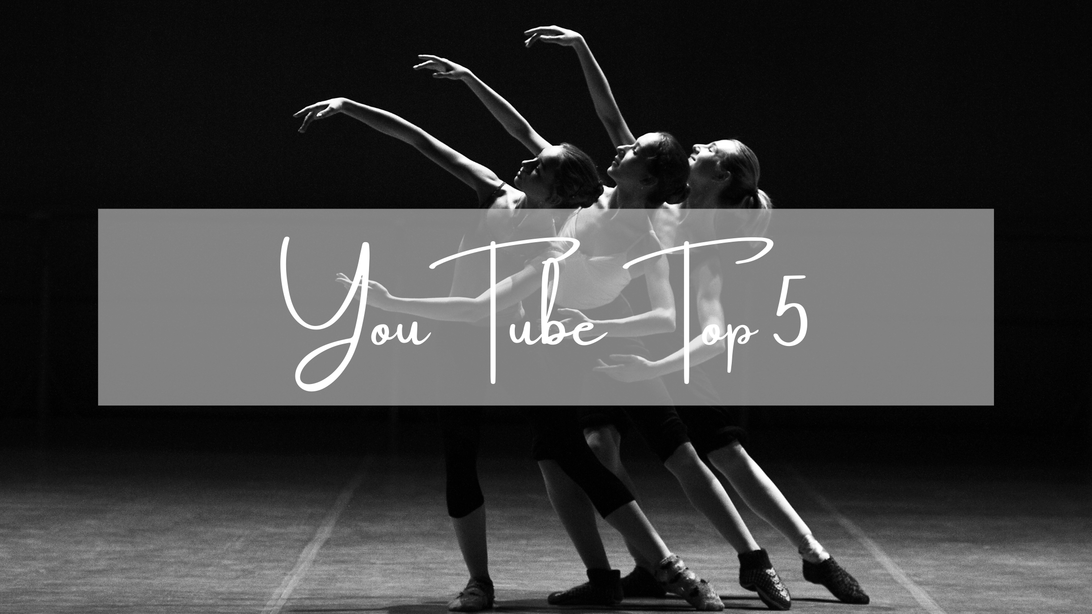 Read more about the article Jennifers YouTube Top 5