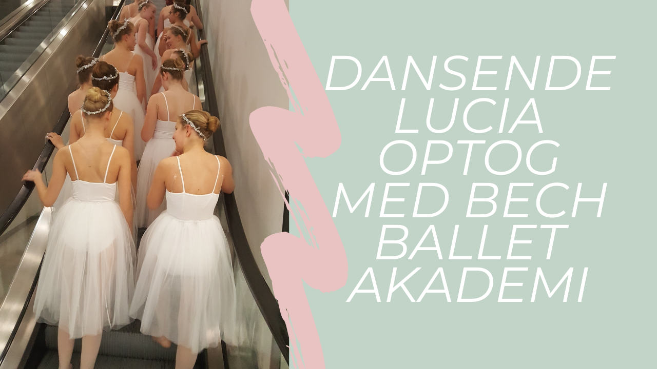 Read more about the article Dansende Luciaoptog