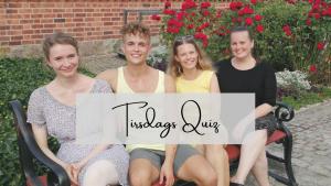 Read more about the article Tirsdagsquiz – Lær mere om din underviser