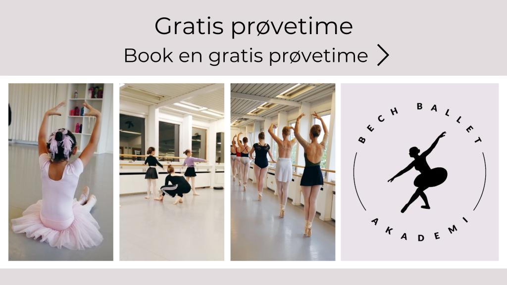 Bech Ballet Akademi. Balletskole i Ballerup. Book en gratis prøvetime