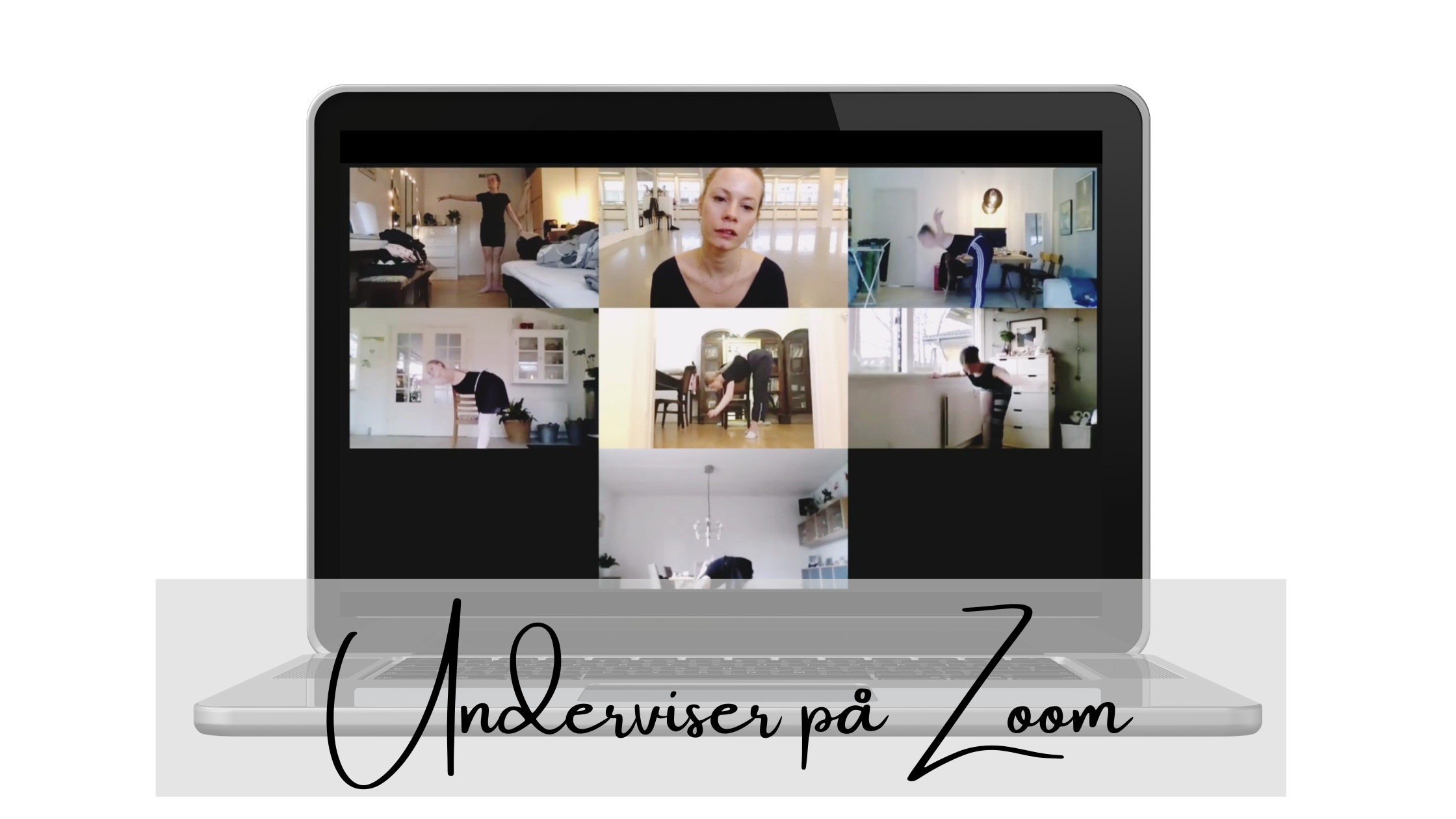 Read more about the article Underviser på Zoom