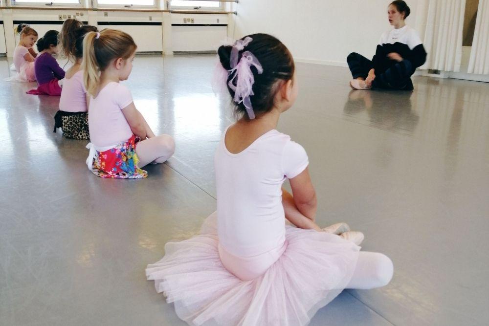 Ballet 3-6 år