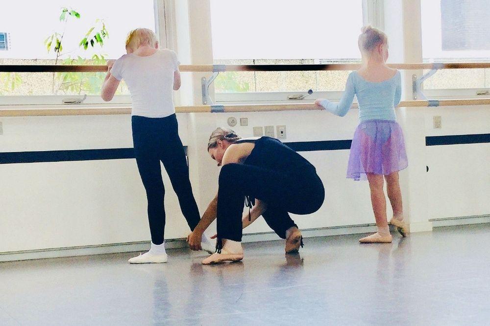 Ballet 6-9 år