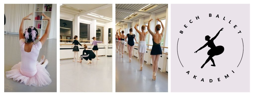 Balletskole i Ballerup med plads til store og små.