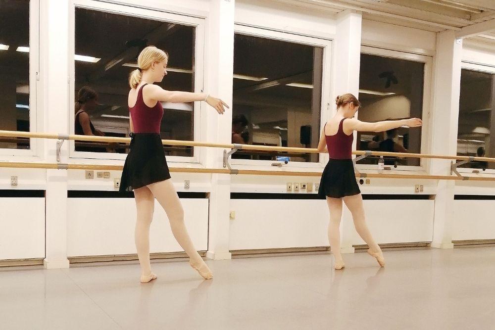 Ballet for teens