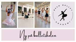 Read more about the article Ny på balletskolen?