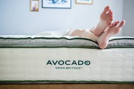 The avocado green mattress - for all sleeping styles
