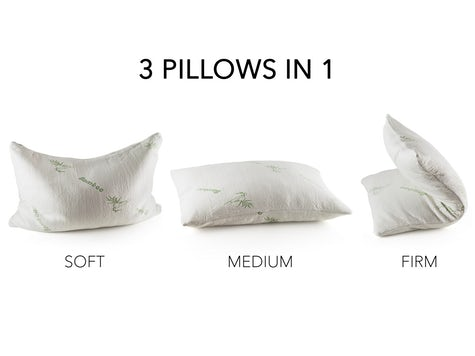 Zenkuru bamboo pillow