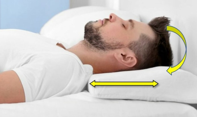 How to choose a pillow for your sleep position