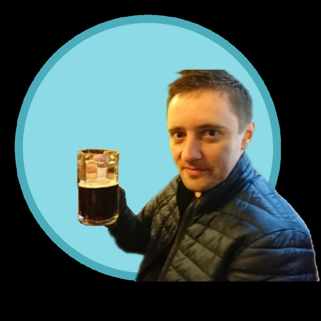 din lokale ølmand