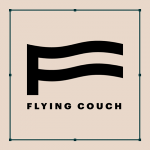 flying couch logo