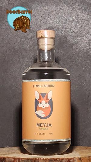 fennec spirits mayja gin