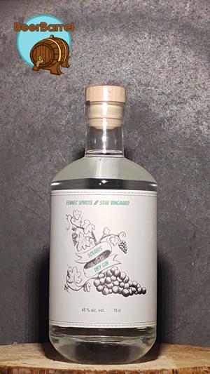 fennec spirits solaris dry gin produktbillede